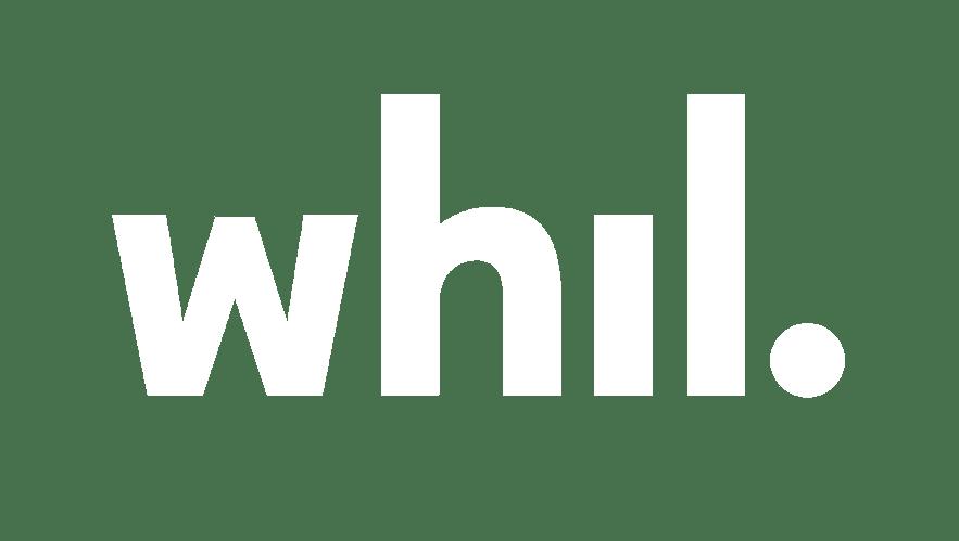 Whil Logo Web white