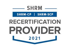 SHRM Badge 2021